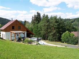 Chalupa Pod Kamencem - ubytování  Jablonec nad Jizerou