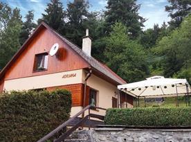 Chata Adriana - ubytování  Zábřeh