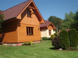 Chalupa Prade - ubytování Horní Olešnice