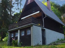 Chata Milena - ubytování  Český Dub