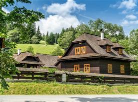 Chalupa Na Rozcestí - ubytování Velké Karlovice