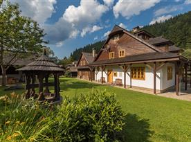 Chalupa U Kopeckých - ubytování Velké Karlovice