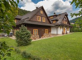 Chalupa Floriánka - ubytování Velké Karlovice