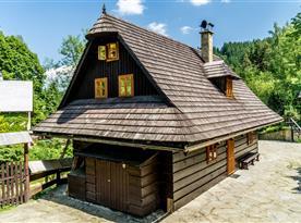 Chalupa Baďurka - ubytování Velké Karlovice