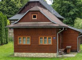 Chalupa Srub Za Tratí - ubytování Velké Karlovice