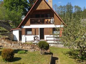 Chata Seeberg - ubytování  Poustka