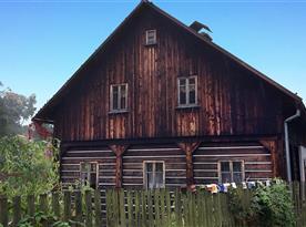 Chalupa Kaltenbach - ubytování  Kunratice