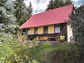 Chata Zuzanka - ubytování Potůčky