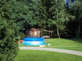 Letní prázdniny - bazén