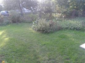 Zahrada objektu