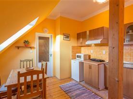 Podzim - apartmán v podkroví