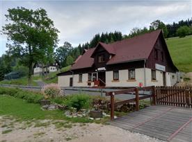 Chalupa Sedmikráska - ubytování  Horní Maršov