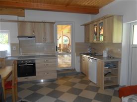 Apartmán II. - kuchyně