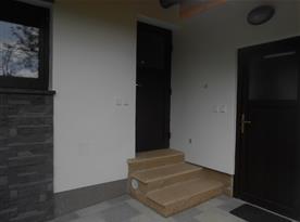 Apartmán II. - vstup
