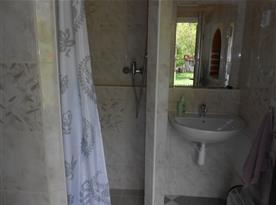 Apartmán II. - koupelna