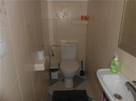 Apartmán II. - toaleta