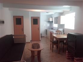 Apartmán I. - obývací pokoj