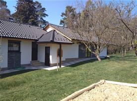 Chalupa U Jeníka - ubytování Dobřínsko