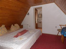 Pokoj č. 4 5 lůžkový