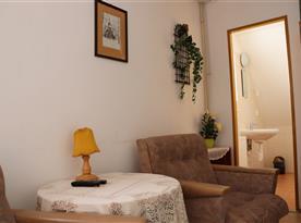 Pokoj č.5, dvoulůžkový