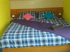 Chalupa Testík 1 - ubytování Kyjov