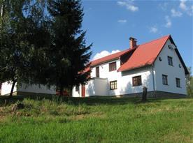 Chata Na horách - ubytování  Jestřabí v Krkonoších