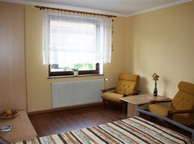 Apartmán C - ložnice