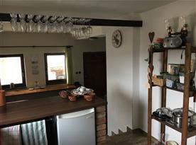 Kuchyně s posezením