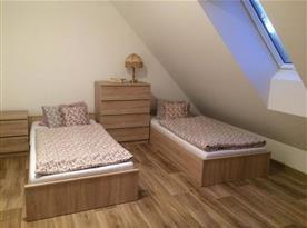 Nový penzion-rodinný pokoj