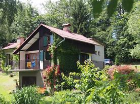 Chata Rekreační zařízení Čeřínek - ubytování  Cejle