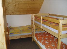 Apartmán B - ložnice A