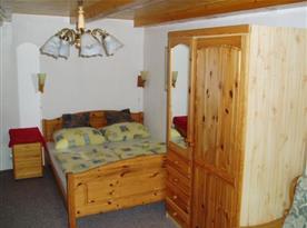 Apartmán A - ložnice A