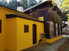 Chata Retro Slapy - ubytování  Křečovice