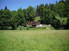 Chalupa Orlička - ubytování Výprachtice