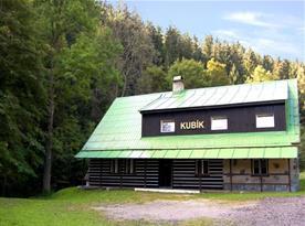 Chata Kubík - ubytování Dolní Dvůr