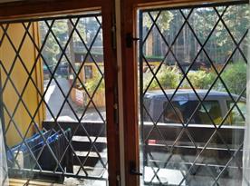 Pohled z okna