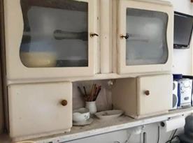 Dobové vybavení kuchyně