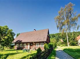 Chalupa ROUBENKA JAVOR - ubytování Teplice nad Metují