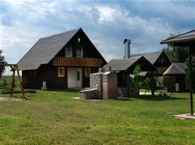 Chata Kemp Josef - ubytování  Dubňany