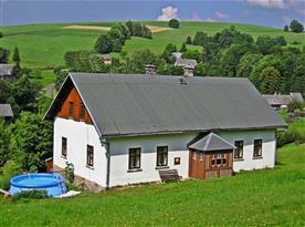 Chalupa Žofinka - ubytování Zlatá Olešnice