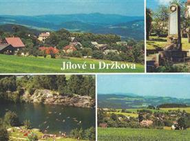 Pohlednice Jílové u Držkova