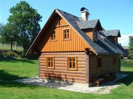 Chalupa Roubenka - ubytování Jílové u Držkova