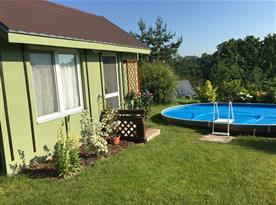 Zahradní domek Relax