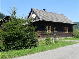 Chalupa Volkov - ubytování Velké Karlovice