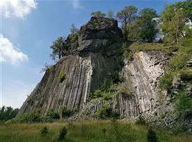 Tip na výlet: Kamenné varhany, Národní přírodní památka Zlatý vrch