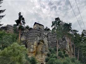 Tip na výlet: Skalní hrad Sloup