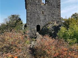 Tip na výlet: Zřícenina hradu Ralsko