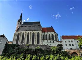 Chalupa U lesa pronájem - Český Krumlov klášter