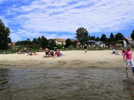 Chalupa U lesa pronájem - Frymburk písečná pláž