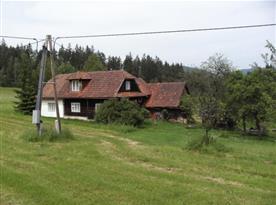 Chalupa Roubenka pod lesem - ubytování  Horní Bečva